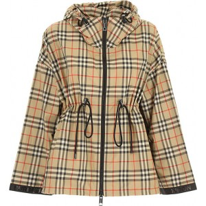Burberry Jackets Large Size 100% polyestere Beige•Other colors: Black Clothing for women quality COAH412
