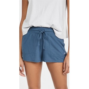 Alo Yoga Young Women's Daze Shorts Deep Jade Universal Collection GHHT771