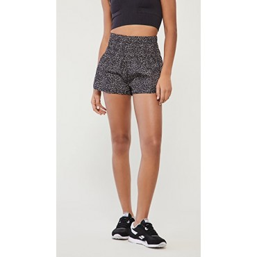 FP Movement by Free People Female Printed Way Home Shorts Leopard Combo Activewear & Loungewear Pro Fit WPUT174