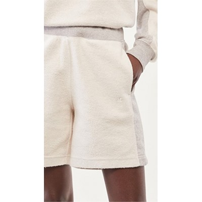 Helmut Lang Girls Inside Out Shorts Vapor Heather Sports Shorts Tailored Collection VHOO903