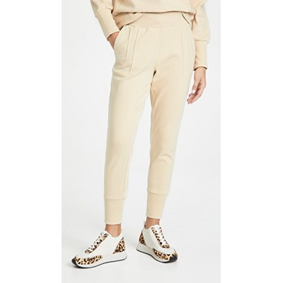 Varley Women's Amberly Sweatpants Sand Top boutique OBZY939