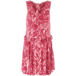 RED Valentino Dresses After 93% Polyester, 7% Elastane Pink•Other colors: White Clothing for women cool designs ZVFC444