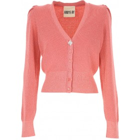 Aniye By Sweaters Status Quo 83% Viscose, 9% Polyester, 8% Polyamide Pink Clothing for women On Line OKNF621