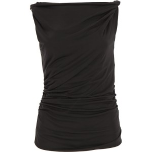 Pinko Tops Size 100% Viscosa Black Clothing for women BKSF968